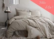 linge de maison en lin ventana blog. Black Bedroom Furniture Sets. Home Design Ideas