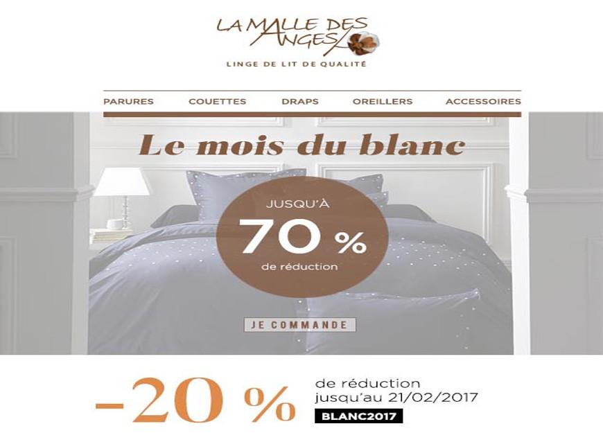 -20% avec le Code BLANC2017